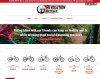 Revolution Bicycles' homepage.