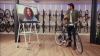 A screenshot from the Microsoft ad featuring Priority Bicycles.